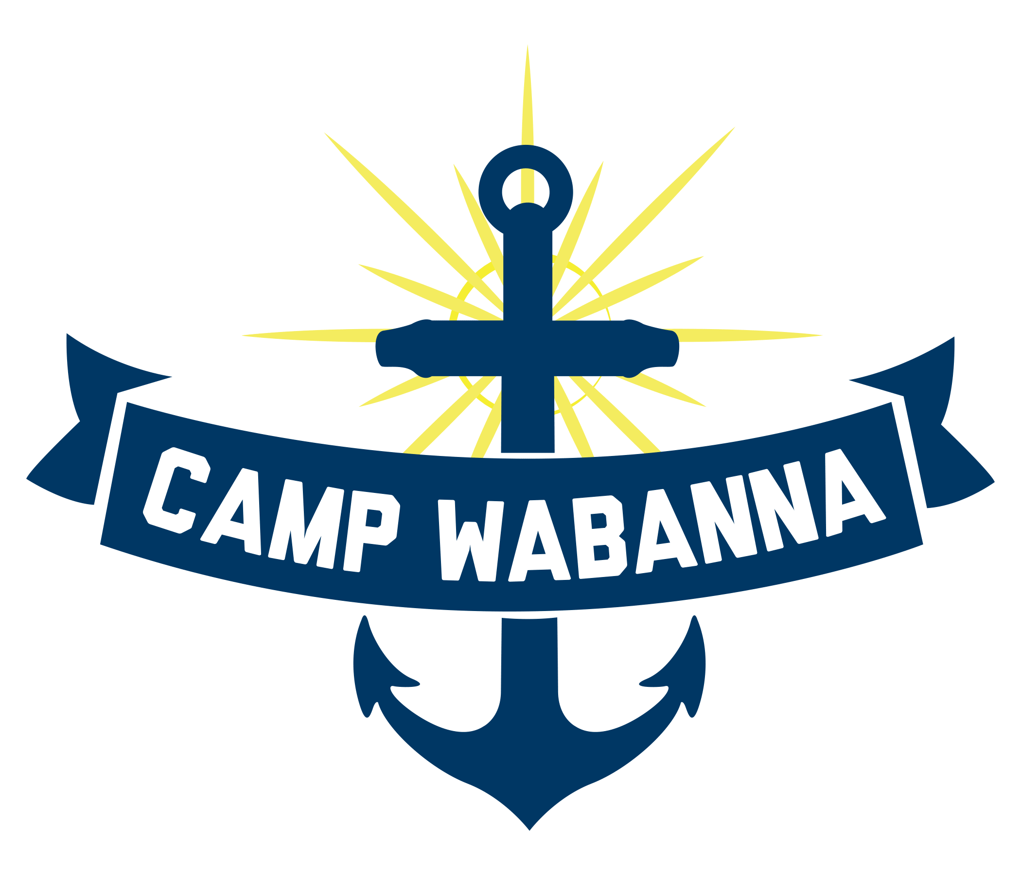 Camp Wabanna Logo